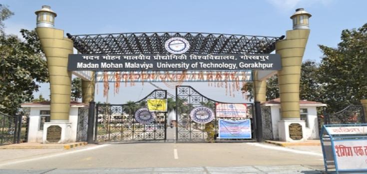 Madan Mohan Malaviya University of Technology Gorakhpur